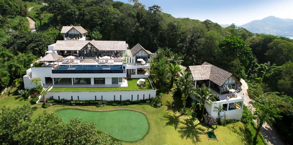недвижимость в популярных районах Таиланда